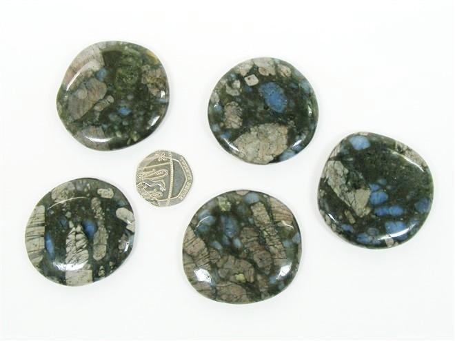 Llanite Palm Stone