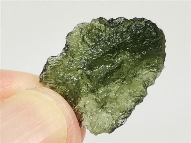 Moldavite No8