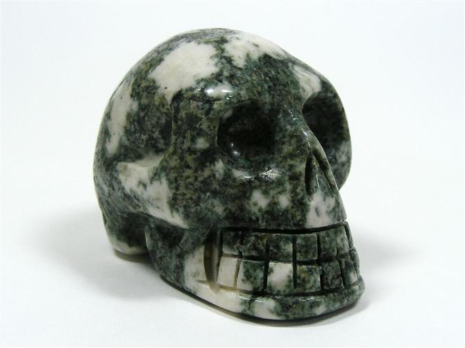 Preseli Bluestone Skull - 55mm, 108grms