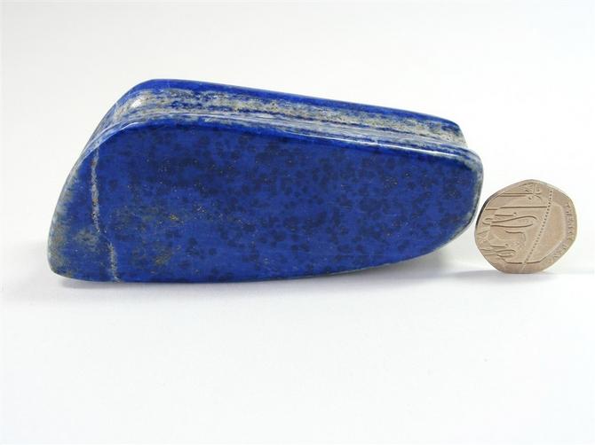 Lapis Lazuli Polished Freeform No2