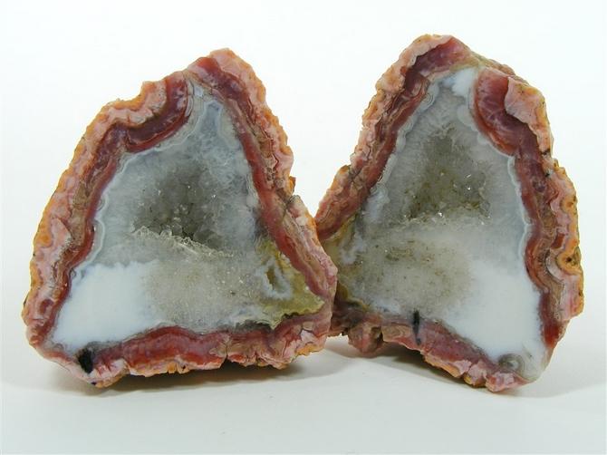 Small Moroccan Agate Geode No1