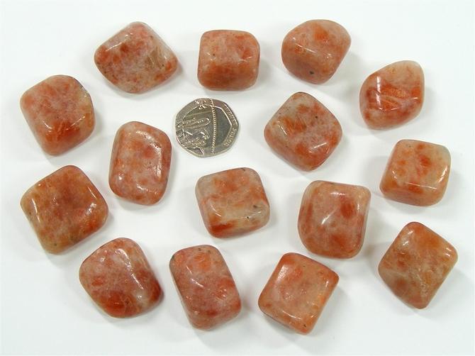 Sunstone Tumble Stone