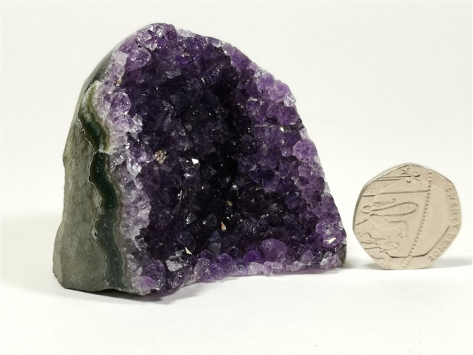 Amethyst Upright No40