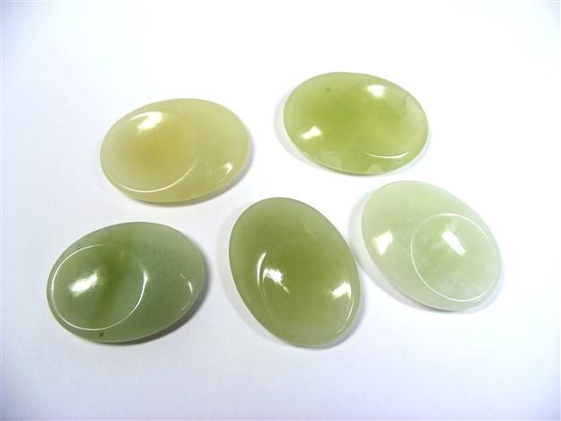 New Jade (Bowenite), Thumb Stone