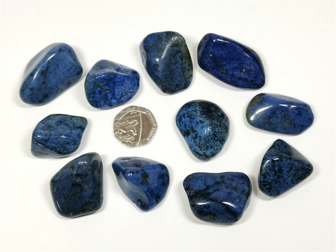 Dumortierite Tumble Stone