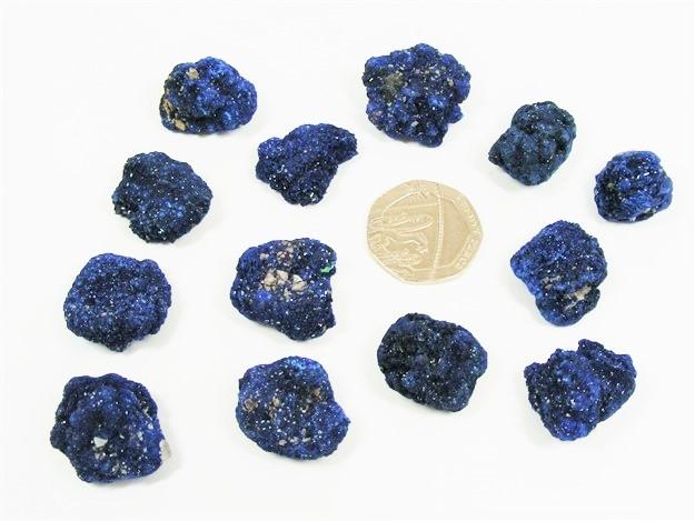 Azurite Nodules