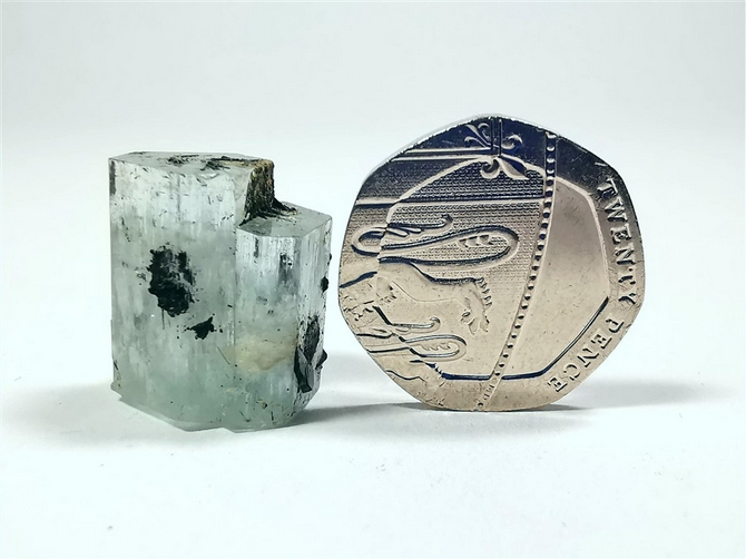 Small Aquamarine Crystal