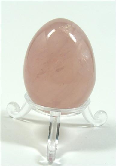 Rose Quartz Egg No4