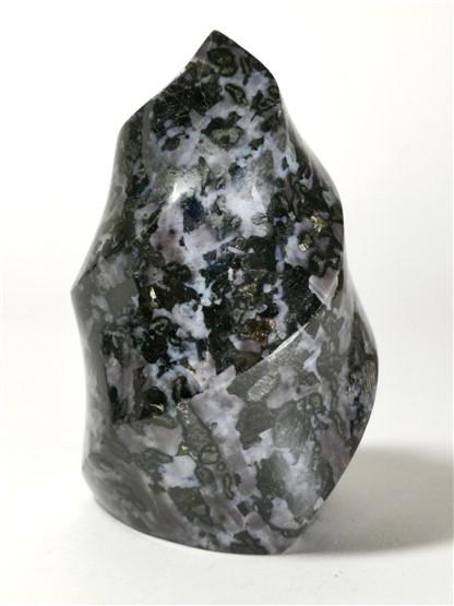 Indigo Gabbro (aka Mystic Merlinite) Flame No1