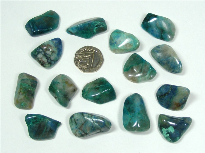 Quantum Quattro Tumble Stone, Smaller