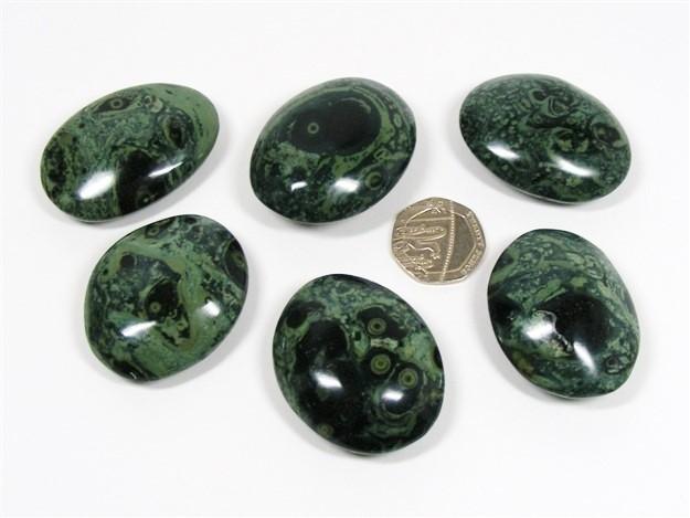 Kambaba Jasper Palm Stone