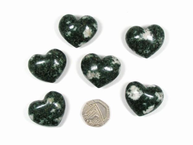 Preseli Bluestone Mini Heart,