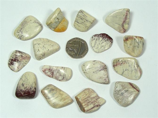 Alunite Tumble Stone