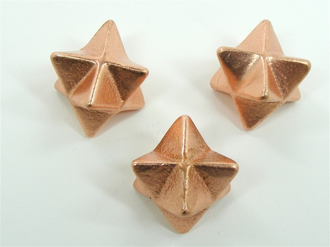 Copper Merkaba