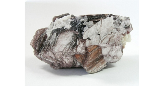 Natural Lepidolite Mica No3