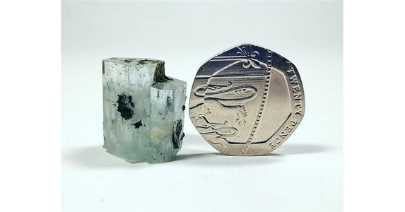 Small Aquamarine Crystal