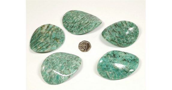 "Amazonite ""Waves"""