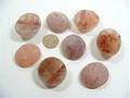 Hematoid Quartz Emma Eggs