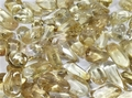 Citrine - Natural African, Not Heat Treated, Tumble Stone