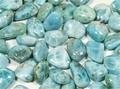 Larimar Tumble Stone, Small