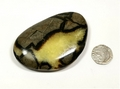 Septarian Large Palm Stone No7 - you will receive this exact palm stone