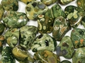 Rhyolite - Rainforest, Tumble Stone