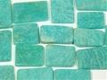 Amazonite, Teal - Polished Flat Stone