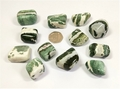 Sardonyx - Green, Tumble Stone