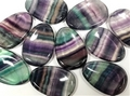 Fluorite Worry Stone, AA Grade