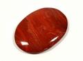 Large Red Jasper Palm Stone No2