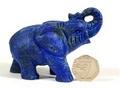 Lapis Lazuli Elephant