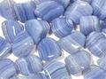 Agate - Blue Lace, Large, Extra Quality Tumble Stone