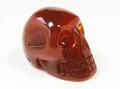 Carnelian Mini Skull