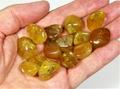 Opal - Yellow, Tumble Stone