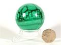 Malachite Sphere No3